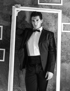 Ivan Testini insegnante di danza moderna
